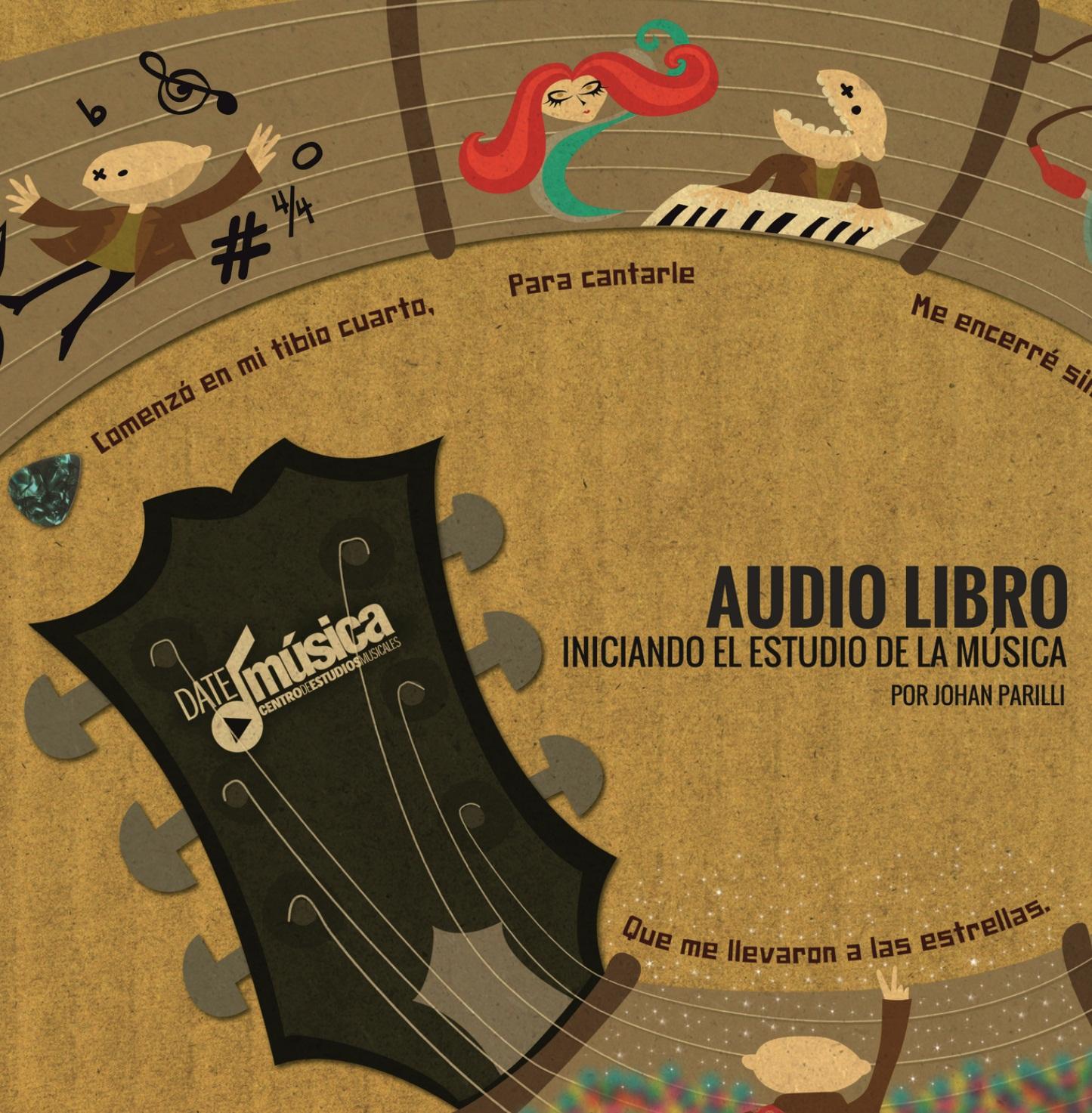 AUDIO LIBRO - Nuevo