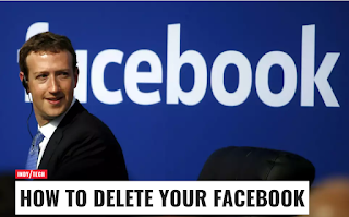 How To Completely Erase a Facebook Account