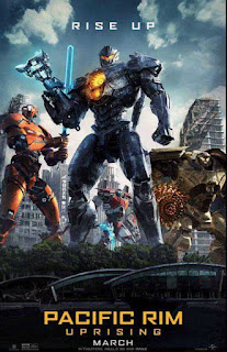 Pacific Rim Uprising First Look Poster
