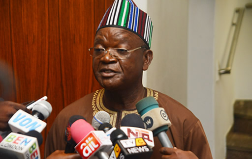 2019: No credible candidate besides Buhari – Ortom