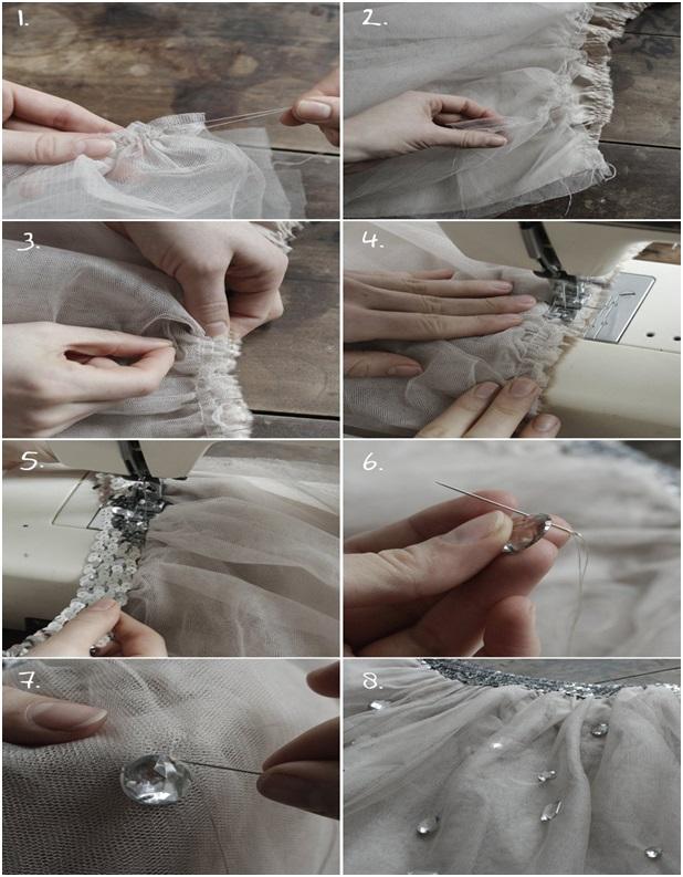 Eski Kıyafetlerden Yenilerini Yapmak