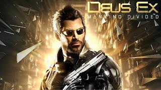 تحميل لعبة Deus Ex Mankind Divided كاملة برابط واحد