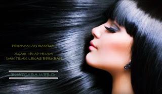 15 Cara Menghitamkan Rambut Secara Cepat Dan Alami
