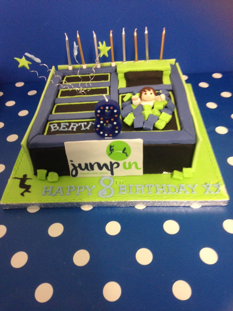 Give Your Birthday Party The Charms Of A Trampoline Park Jump In