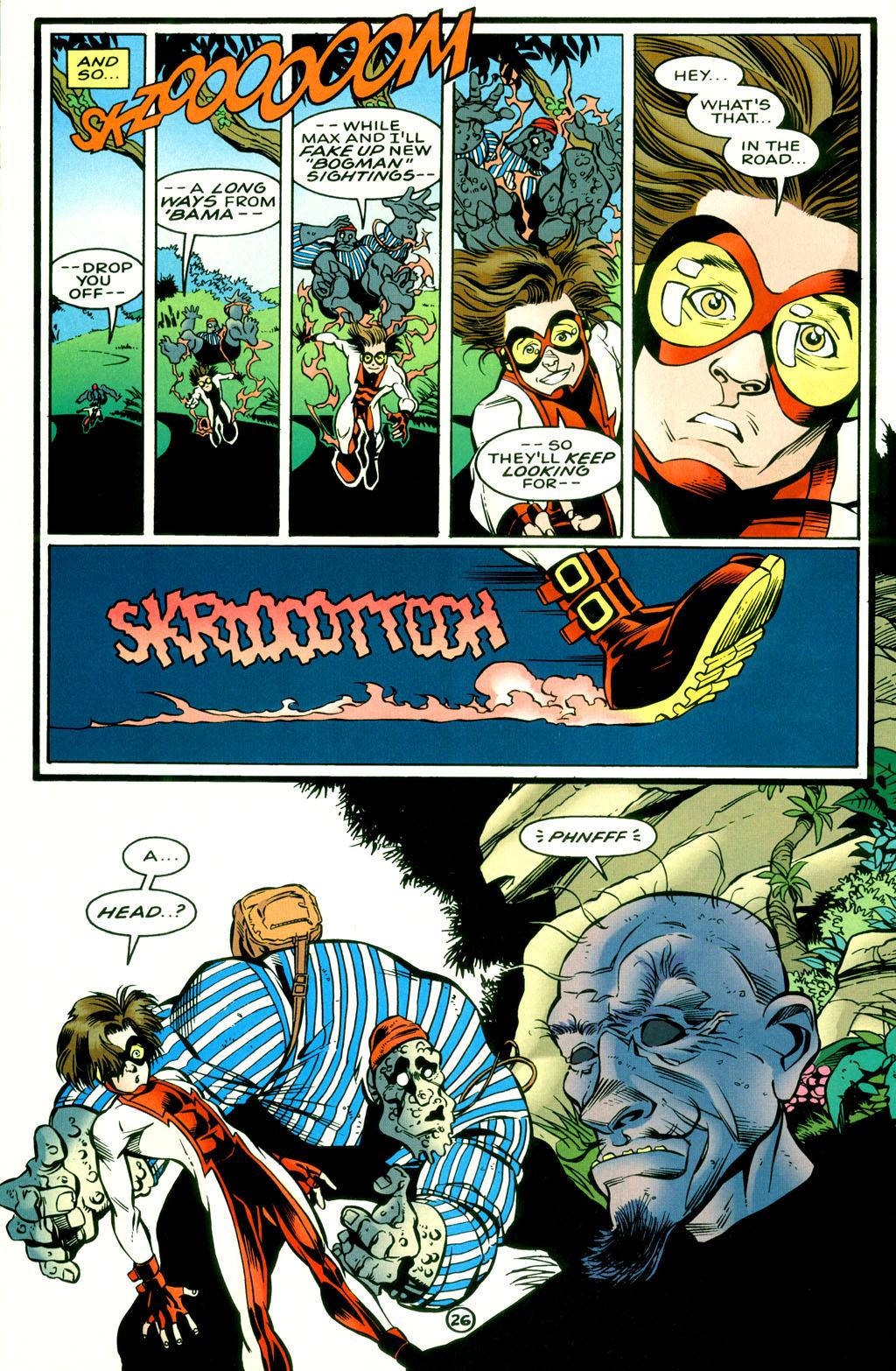 Read online Impulse Plus comic -  Issue # Full - 25