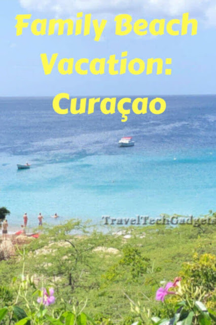 Family Beach Vacation - Curaçao