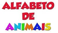 Alfabeto de Animais grátis!