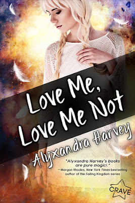 ARC Review: Love Me, Love Me Not by Alyxandra Harvey