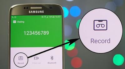 Cara Merekam Panggilan di Samsung Galaxy A9 2018