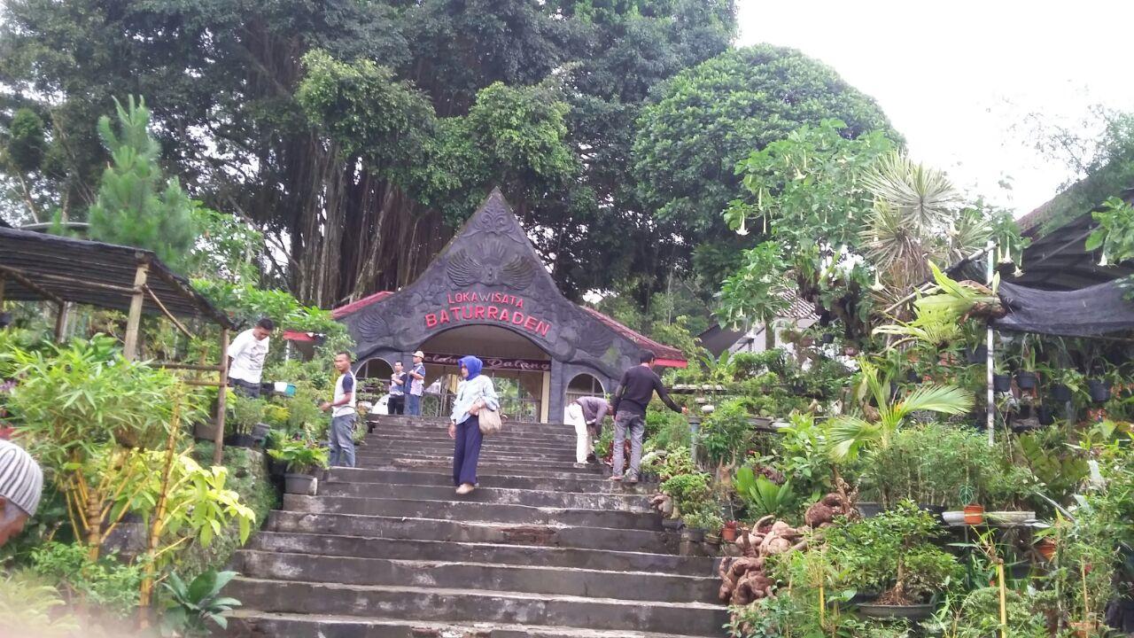 Tempat Wisata Nasional Wisata Baturaden Purwokerto Jawa Tengah