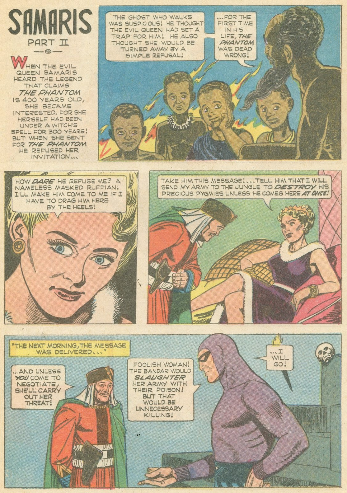 The Phantom (1962) issue 17 - Page 25