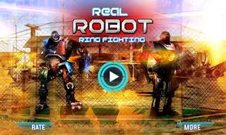 Download Pertempuran Cincin Robot Nyata Apk
