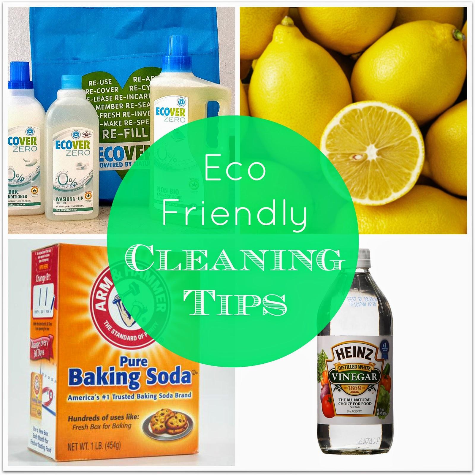 ecofriendly cleaning tips plus giveaway and discounts