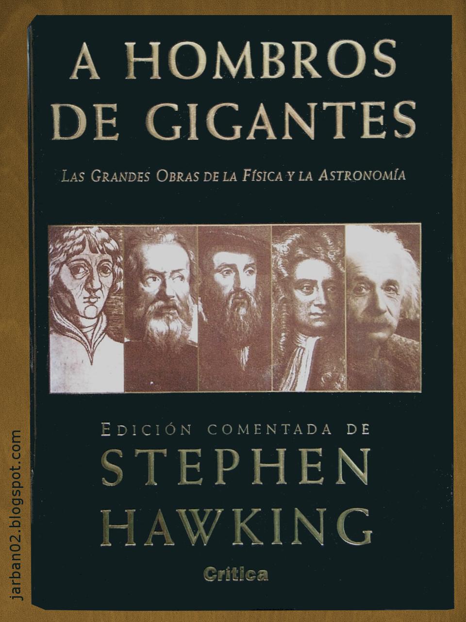 jarban02_pic056: A hombros de gigantes de Stephen Hawking