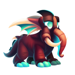 Elephant Dragon (Teen)
