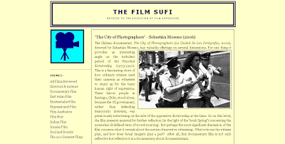 The Film Sufi; Author: The Film Sufi