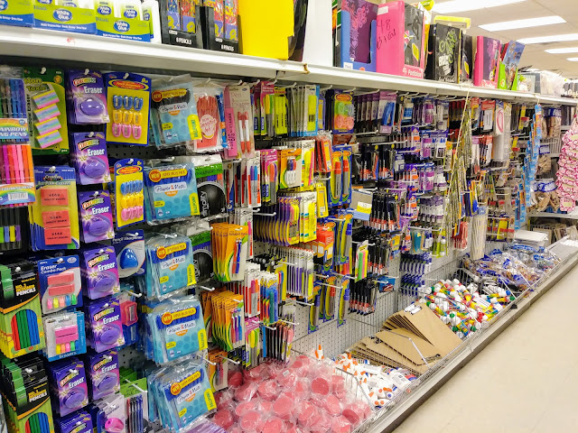 Get the Most Out of Back-to-School Shopping at Just-a-Buck