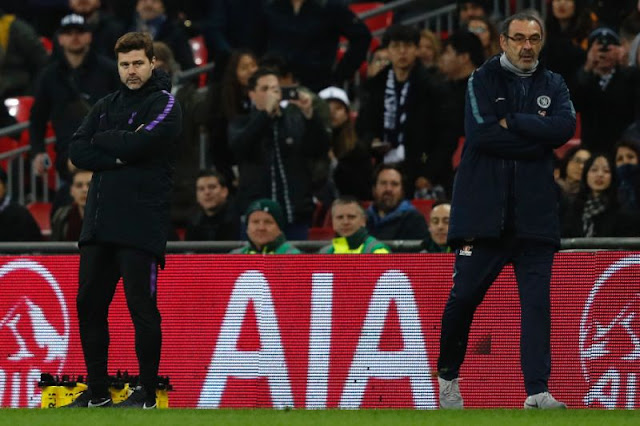 Spurs Boss Pochettino Happy To Beat Chelsea In Cup Semifinal First-Leg