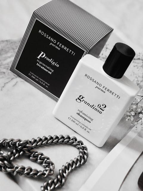 rossano ferretti Parma Grandioso Volumising Shampoo