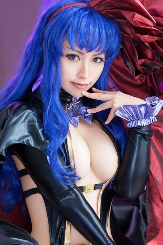 sexy asian cosplay pics 02