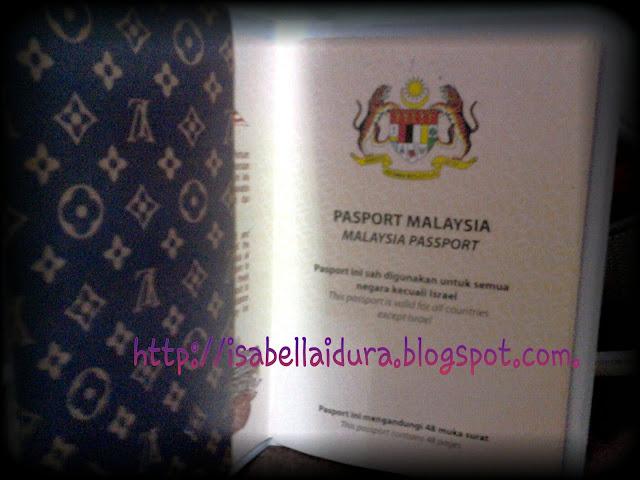 passport, kali pertama membuat passport, tips-tips pergi membuat passport, Jabatan Imigresen buat passport