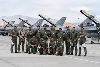 PAKISTAN AIR FORCE (PAF) 2018