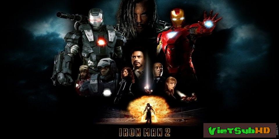 Phim Người Sắt 2 VietSub HD | Iron Man 2 2010