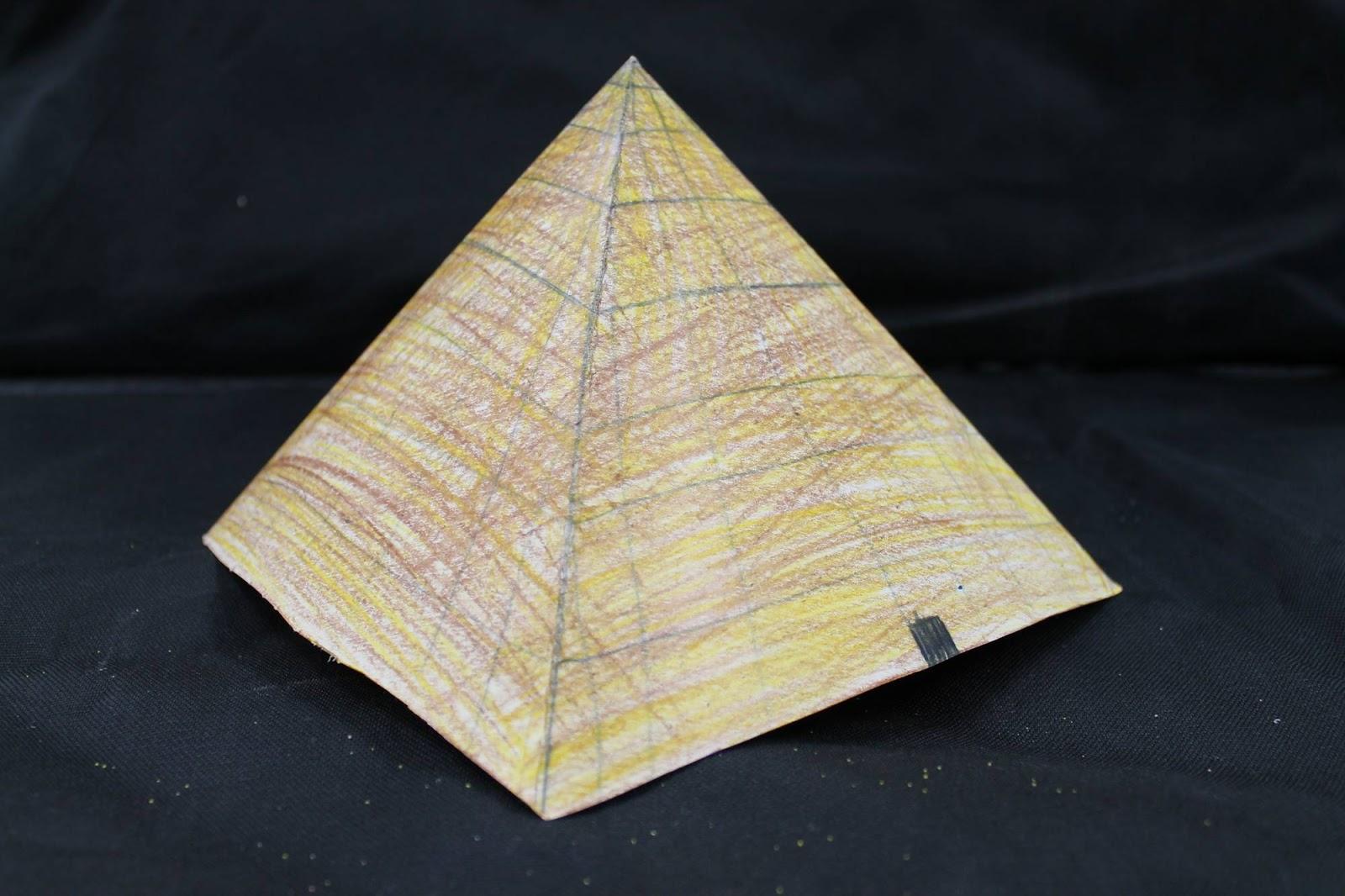 Art Room 104 Egyptian Pyramids