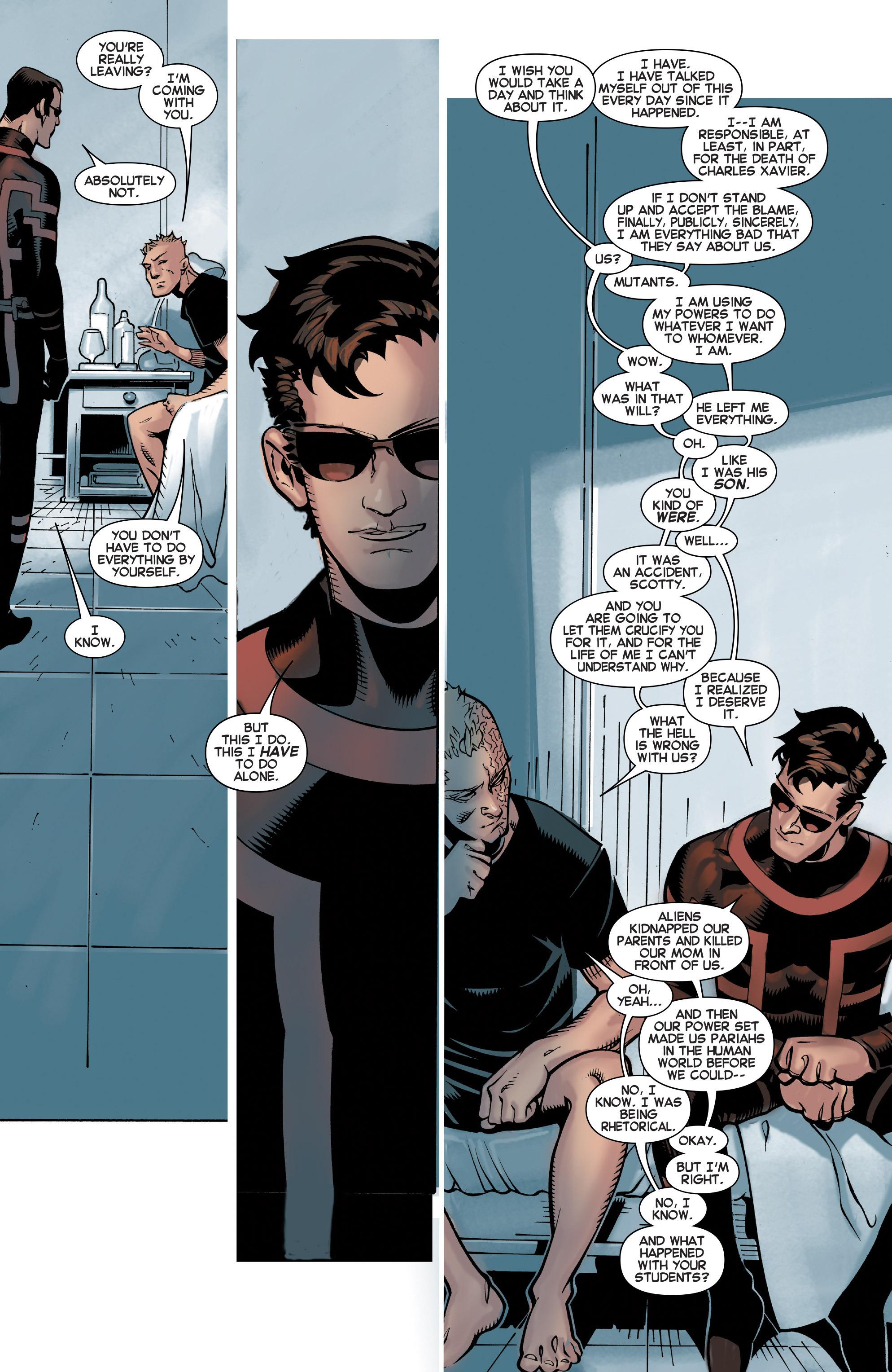 Read online Uncanny X-Men (2013) comic -  Issue #32 - 8