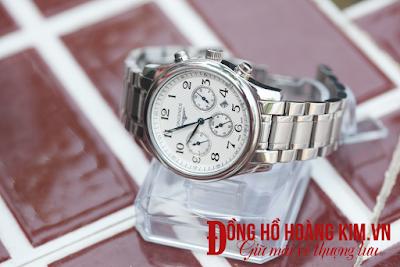 Đồng hồ mạ bạc chính hãng giá rẻ