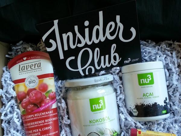 Nu3 : la Insider Box est arrivée !