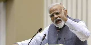 PM Modi cautions terrorist  outfits