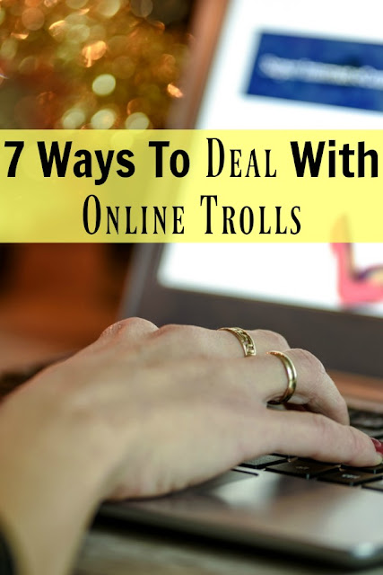 how to deal with online trolls