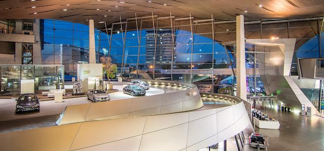 מוזיאון BMW במינכן