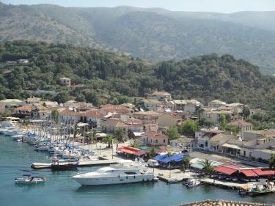 Θάνατος 67χρονου επιβαίνοντα Ι/Φ σκάφους στα Σύβοτα