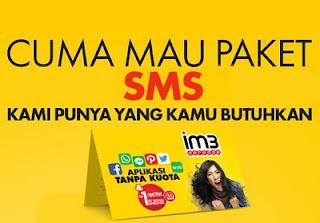 Cara Daftar Paket SMS Indosat Terbaru 2019
