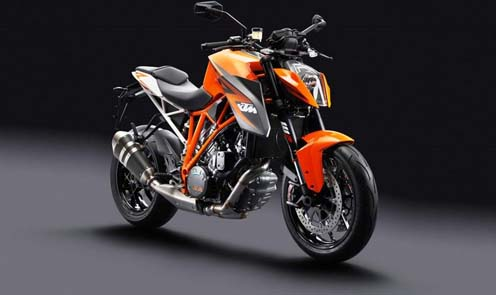 KTM 1290 Super Duke R Specifications and Price