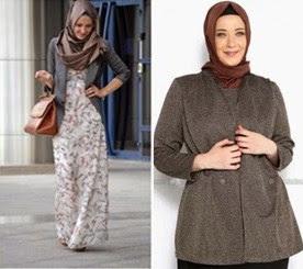 Model Baju Batik Wanita Muslim Untuk Kerja