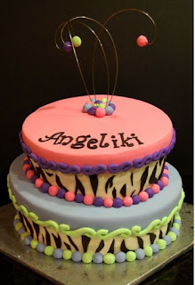 kue ulang tahun tingkat simple