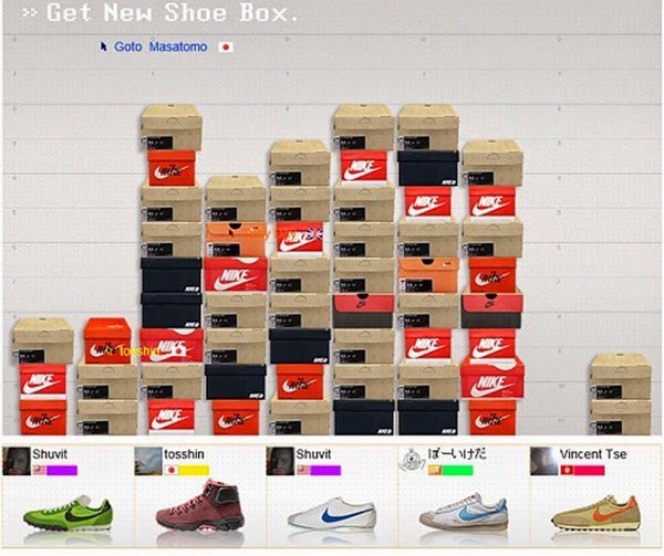 Nike App lets you Trade And Collect Virtual Sneakers On Facebook