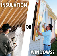 Insulation Or Windows