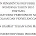 Download Peraturan Pemerintah RI No. 66 Tahun 2010