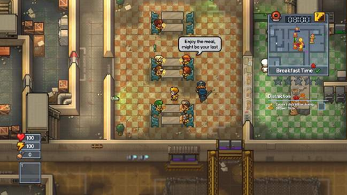 Game The Escapists 2 Free Download For PC