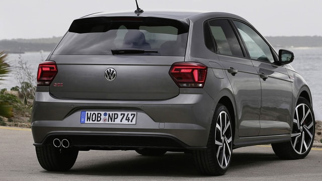 Volkswagen Polo GTI 2019 - Small Sports Hatchback