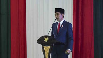 Presiden Jokowi Minta Menteri Yakinkan Dunia Indonesia Aman - Info Presiden Jokowi Dan Pemerintah