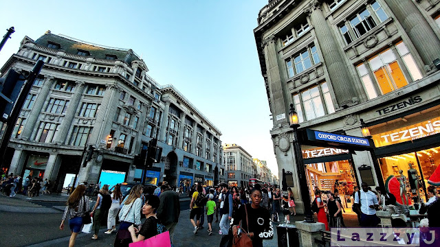Oxford Circus 牛津圓環