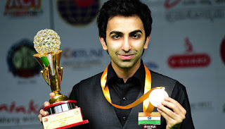 Spotlight :  Pankaj Advani Wins 17th World Billiards Championship Title