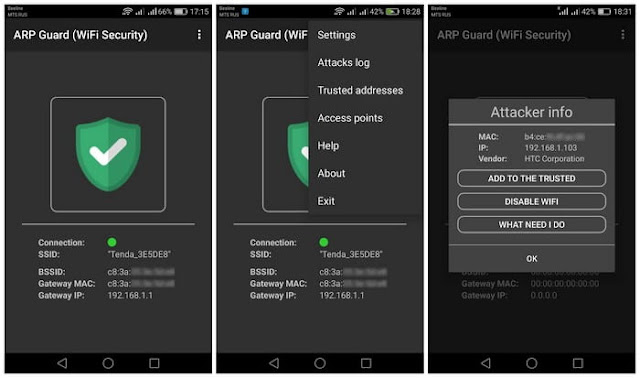 ARP Guard full unlocked apk