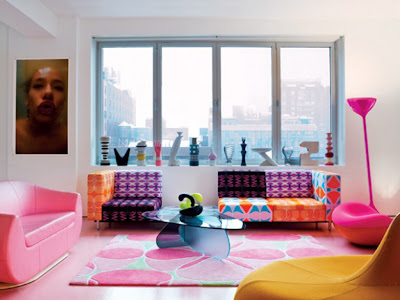 colorful house decoration designs