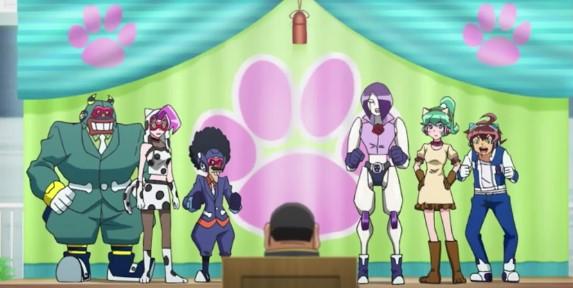 Time Bokan: Gyakushuu no San Akunin – Episódio 17